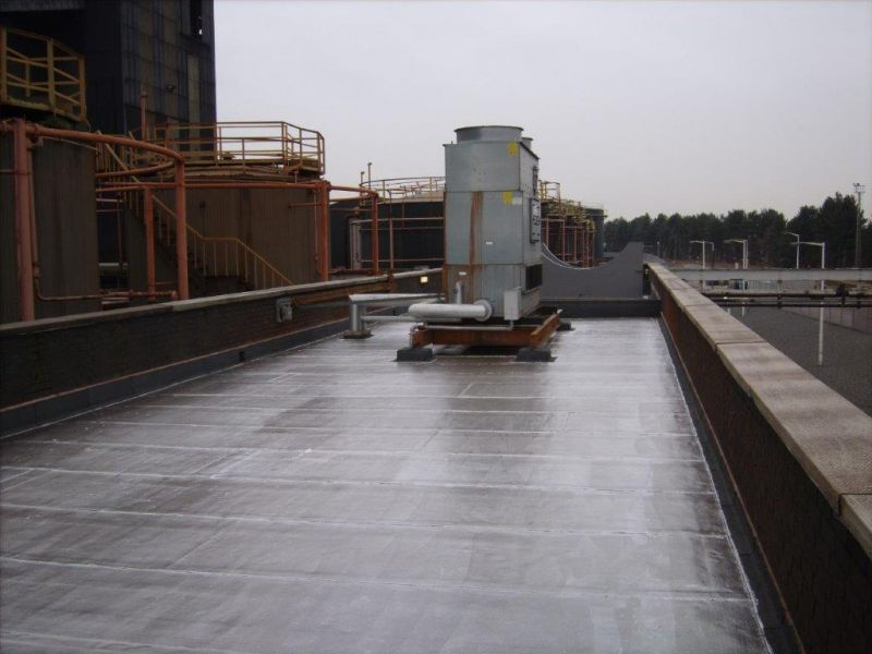 Industrial Roofing Rugeley Power Station: Swipe To View More Images