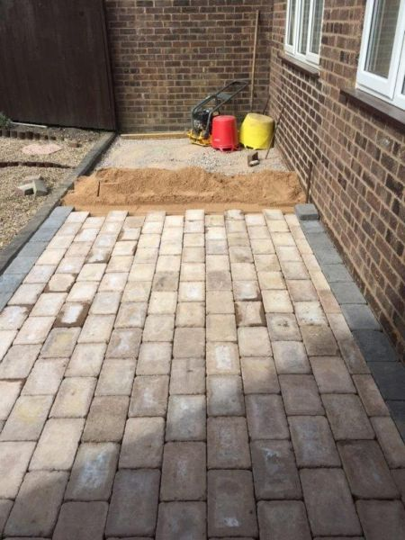 Block Paving: Swipe To View More Images