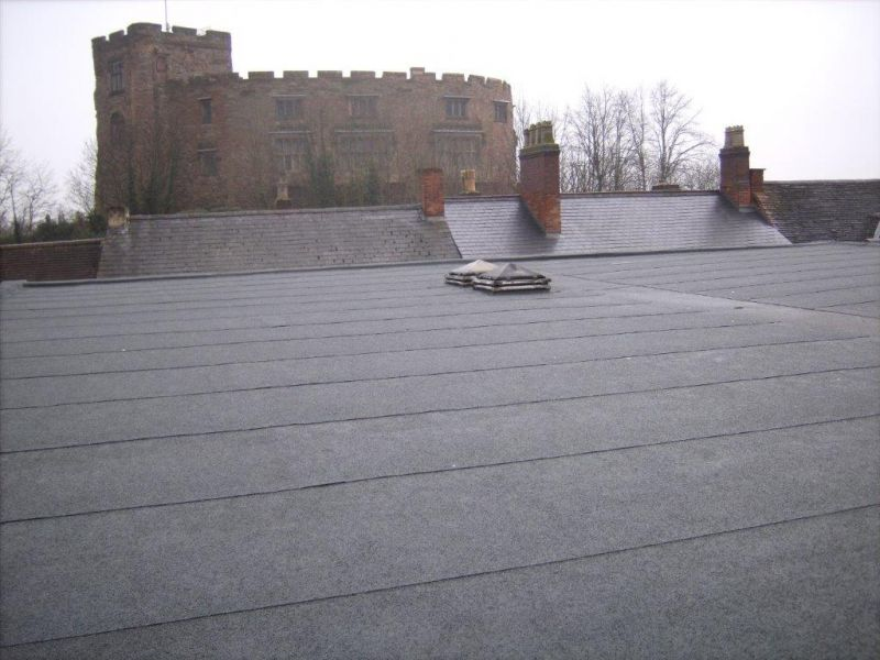 Flat Felt Roof Tamworth: Swipe To View More Images